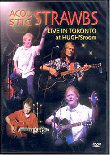 The Strawbs: Acoustic - Live In Toronto At Hugh's Room by MUSIC VIDEO DISTRIBUTORS