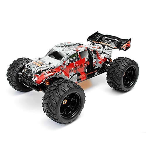 Generic New DHK Hobby 8384 1 8 4WD OffRoad Racing Truck RTR 70km H Wheelie HighTorque Servo RC Car Impact Resistant Monster Truck