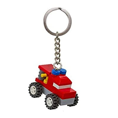 LEGO 850952 Classic Firetruck Bag Charm: Toys & Games