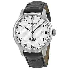 TISSOT T-CLASSIC LE LOCLE MENS WATCH - Black