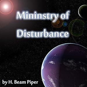 Ministry of Disturbance Audiobook