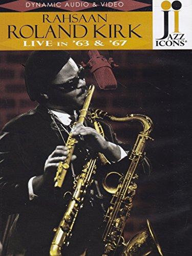 Rahsaan Roland Kirk - Jazz Icons: Roland Kirk Live in 64 & 67 (DVD)