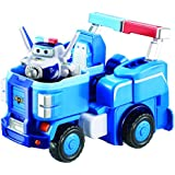 "Super Wings - Transforming Vehicle Paul (For Use With 2"" Figures)"