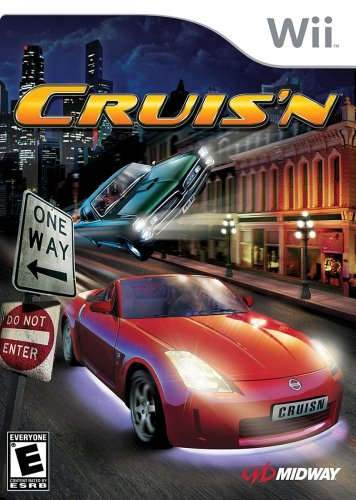 Cruis'n - Nintendo Wii - Build N Race Wii