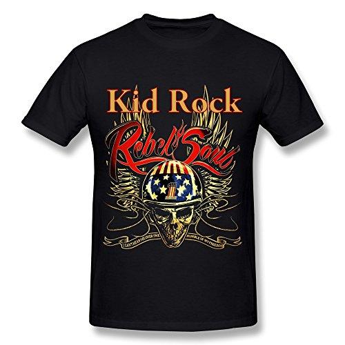 Kid Rock Rebel Soul T Shirt