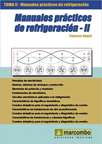 Manuales Prácticos De Refrigeración. Tomo 2.: Amazon.es ...