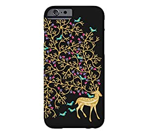 Beautiful Burden iPhone 6 Black Barely There Phone Case - Design By Humans