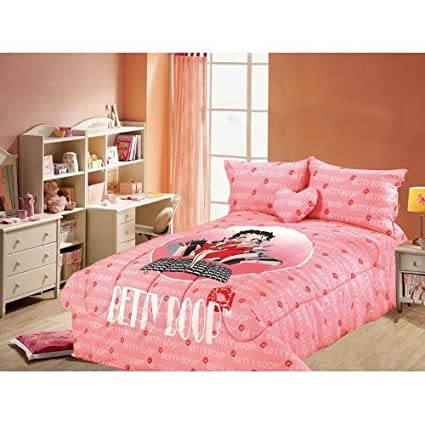 Superieur Betty Boop Queen Size Comforter, Sheet, Shams... Bedding Set   5