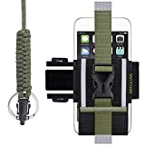 Phone Armband: MOSSLIAN Sport Jogging Armband Case Pouch for Workout, Running, Hiking,Working,Cycling, Any Fitness Activity Outside for iPhone 4/5/6 SE,Sumsung, Huawei For Most Arm Size. (5.0~6.0 inch)
