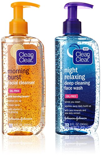 Clean & Clear Morning Burst, Day/Night Pack, 16 Ounce