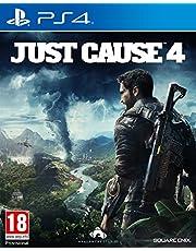 Just Cause 4 [PlayStation 4] (Sony Eurasia Garantili)