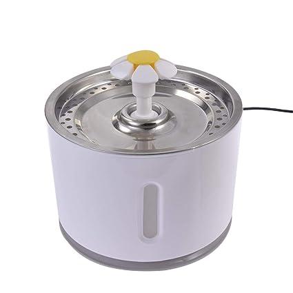 Alta con dispensador de agua inteligente para mascotas ...