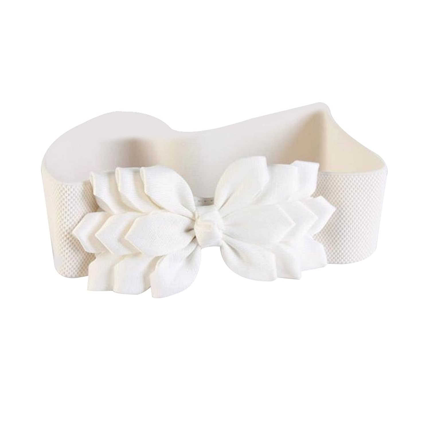Sitong women's fashion flowers elastic wide girdle(3 colors)