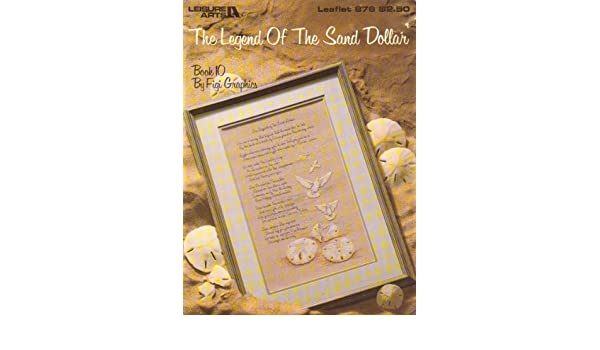 image regarding Legend of the Sand Dollar Poem Printable called The Legend of the Sand Greenback (Amusement Arts Leaflet #876