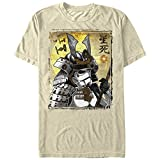 Star Wars Samurai Storm Trooper Mens Graphic T Shirt
