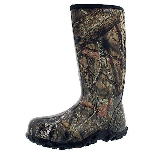 Bogs Men's Classic High Waterproof Insulated Rain Boot, Mossy Oak, 11 D(M) US