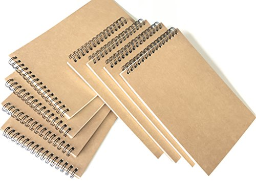 A5 Lined Notebook - 8