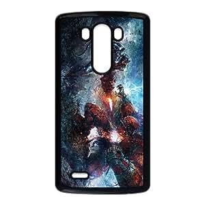 Turrican Soundtrack Anthology 14795 Funda LG G3 Funda caja del teléfono celular Negro F2N8RZ Custom Phone Cases