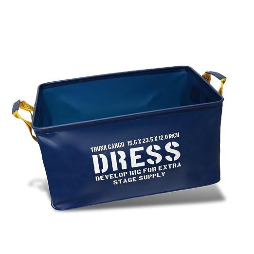 ドレス(DRESS)【WEB限定】DRESSトランクカーゴPLUSセミハードタイプ≪ネイビー≫の画像