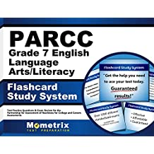 PARCC Grade 7 English Language Arts/Literacy Flashcard Study System: PARCC Test Practice Questions & Exam Review...