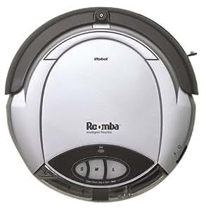 iRobot Roomba Intelligent Floorvac Robotic Vacuum
