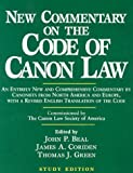 img - for New Commentary on the Code of Canon Law: Study Edition book / textbook / text book