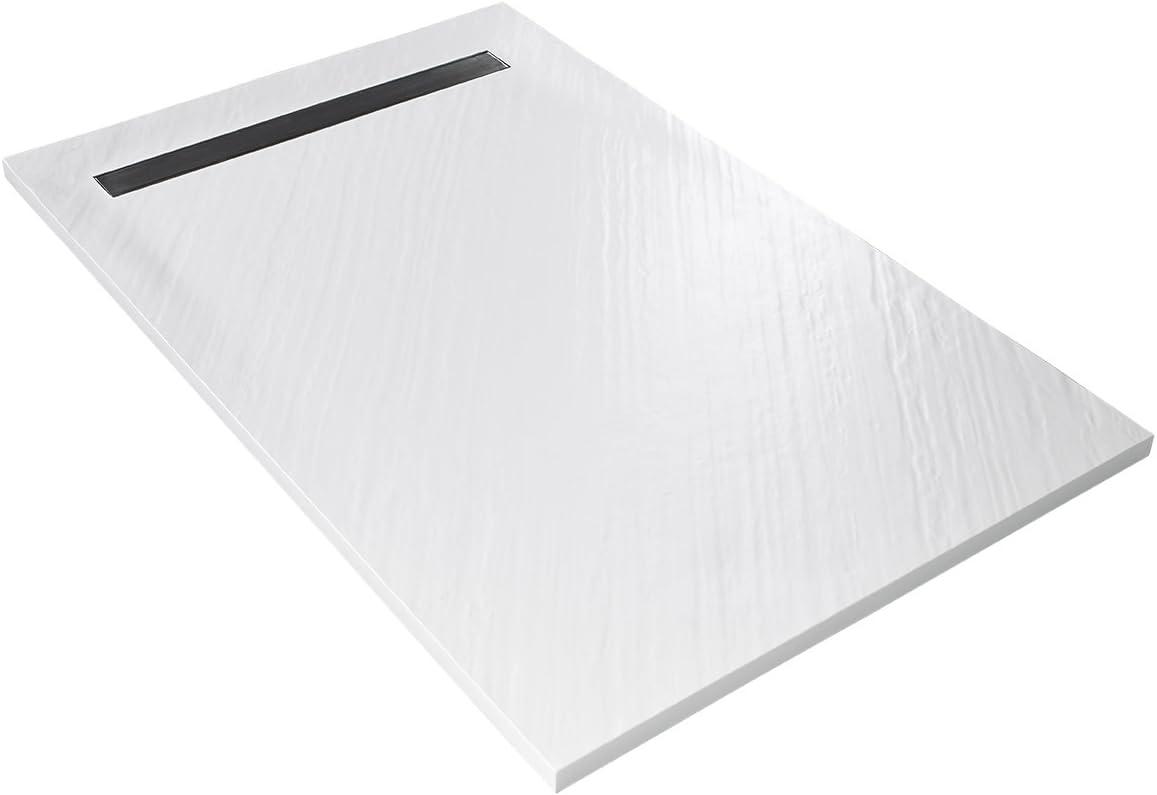 Ouken Mural Salle De Bains S/èche-Cheveux Porte-Rack Enregistrer lespace en Aluminium Polyvalent Toilettes /Étag/ère Peigne Stockage S/èche-Cheveux Porte-Argent