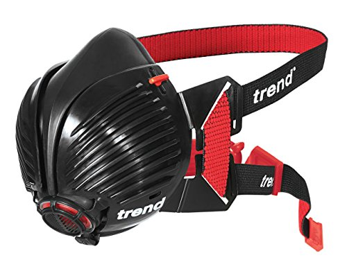 Trend - AIR STEALTH Half Mask Medium/Large by Trend (Image #1)