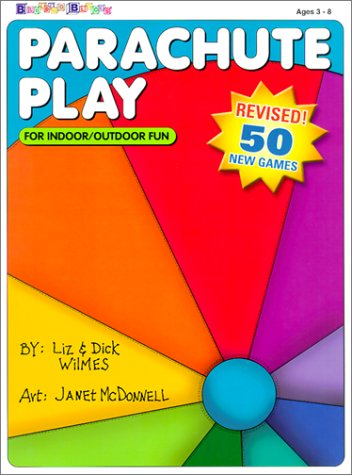 Parachute Play: For Indoor/Outdoor Fun -