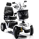 SILVERADO 4-wheel Full Suspension Electric Scooter S941A + 75AH Batteries