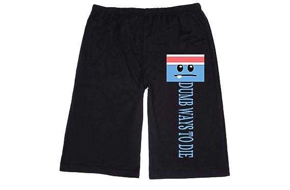 FK Men's Dumb Ways to Die Game College Lounge breeches