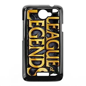 HTC One X Black League Of Legends phone cases&Holiday Gift