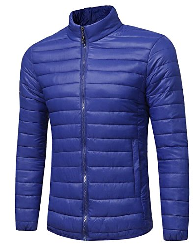 Coats Men's amp;S amp;W Puffer Collar Packable Winter Down Stand M 1 pROwZ