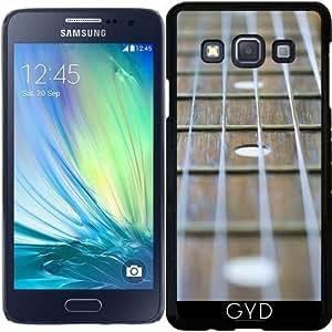 Funda para Samsung Galaxy A3 (SM-A300) - Cuello De La Guitarra Y Las Cuerdas by Brian Raggatt