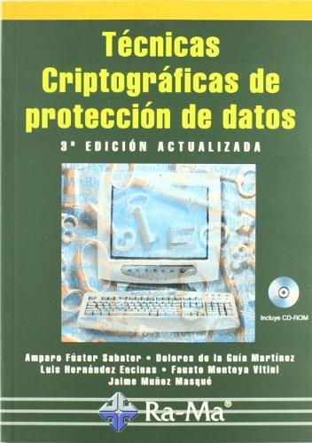 Técnicas Criptográficas De Protección De Datos