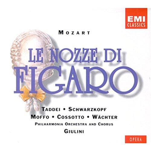 Mozart: Le Nozze di Figaro - Opera Figaro Di Le Nozze