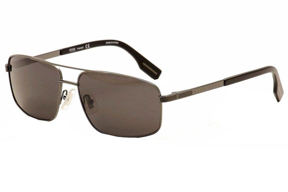 Sunglasses Boss Black Boss 426/P/S 0KJ1 Dark Ruthenium