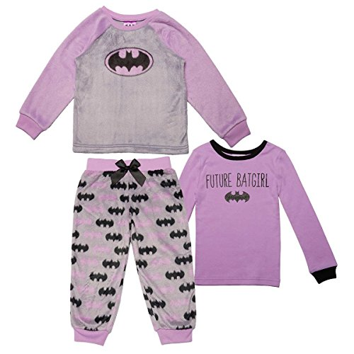 iece Pajama Set (Purple, 3) ()