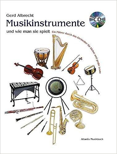 klangbeispiele musikinstrumente
