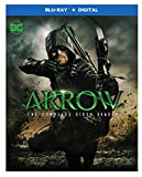 DVD : Arrow: The Complete Sixth Season (BD) [Blu-ray]