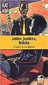 Jolies jambes, Nikita par Lucarelli