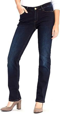TALLA 28W / 30L. Cross Rose Jeans para Mujer