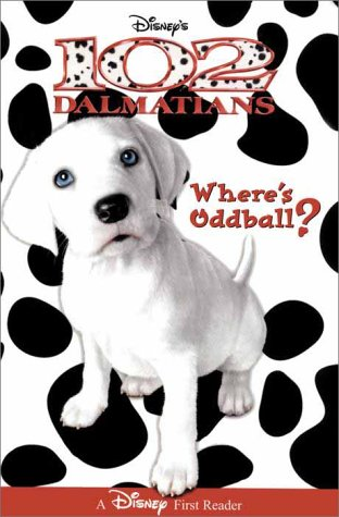 Disney's 102 Dalmatians: Where's Oddball? (A Disney first reader) ebook
