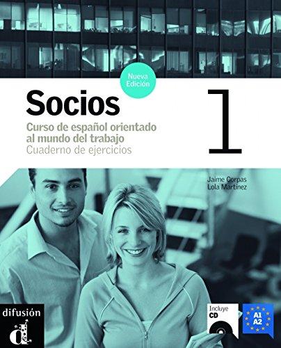 Socios 1, Cuaderno de ejercicios (Spanish Edition)