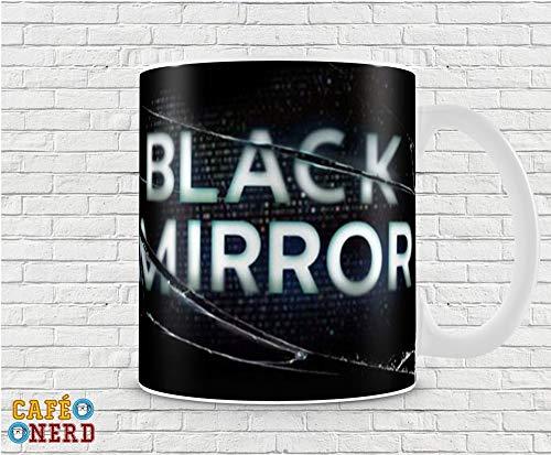 CANECA BLACK MIRROR