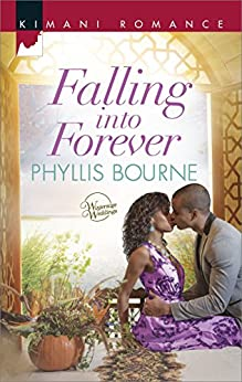 Falling into Forever (Wintersage Weddings Book 1) by [Bourne, Phyllis]