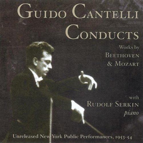 Mozart Piano Concerto No.20. Beethoven Piano Concerti 1 & 5 (W.Rudolf Serkin Piano. Rec. 3/27/ by MUSIC AND  ARTS