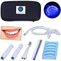 Lagunamoon Professional Teeth Whitening Kit with LED Light