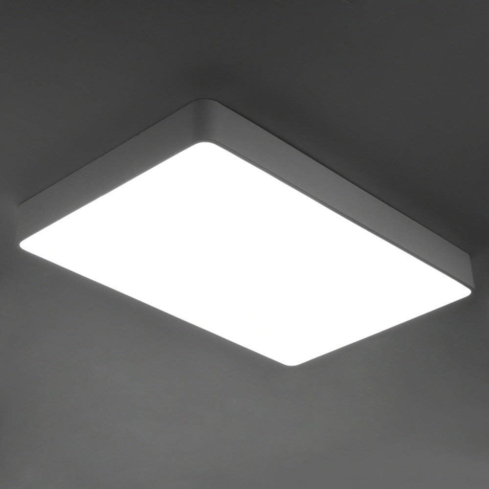 Haiyao シーリングランプ、ホームリビングルームのシーリングランプ、寝室の装飾のシャンデリア、ユーロ - メディテールの礼儀ライトノルディックランプルームの寝室の純木の創造的な天井灯、モダンなro (Color : White Light-60*90cm-64w)  White Light-60*90cm-64w B07QQJ3TLX