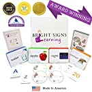 Bright Signs Learning Early Reading Program for Babies, Preschoolers and Toddlers- Phonics, Sight Words, Sign Language